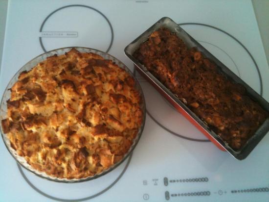 Gâteau au pain Grand-Mère